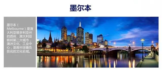 墨尔本是澳大利亚联邦第二大城市,澳洲文化,工业中心