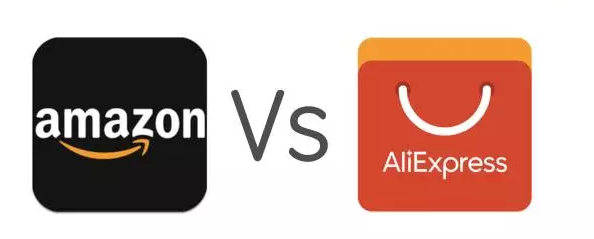 amazon VS aliexpress
