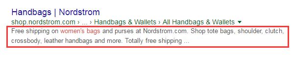 Shopify SEO之meta优化