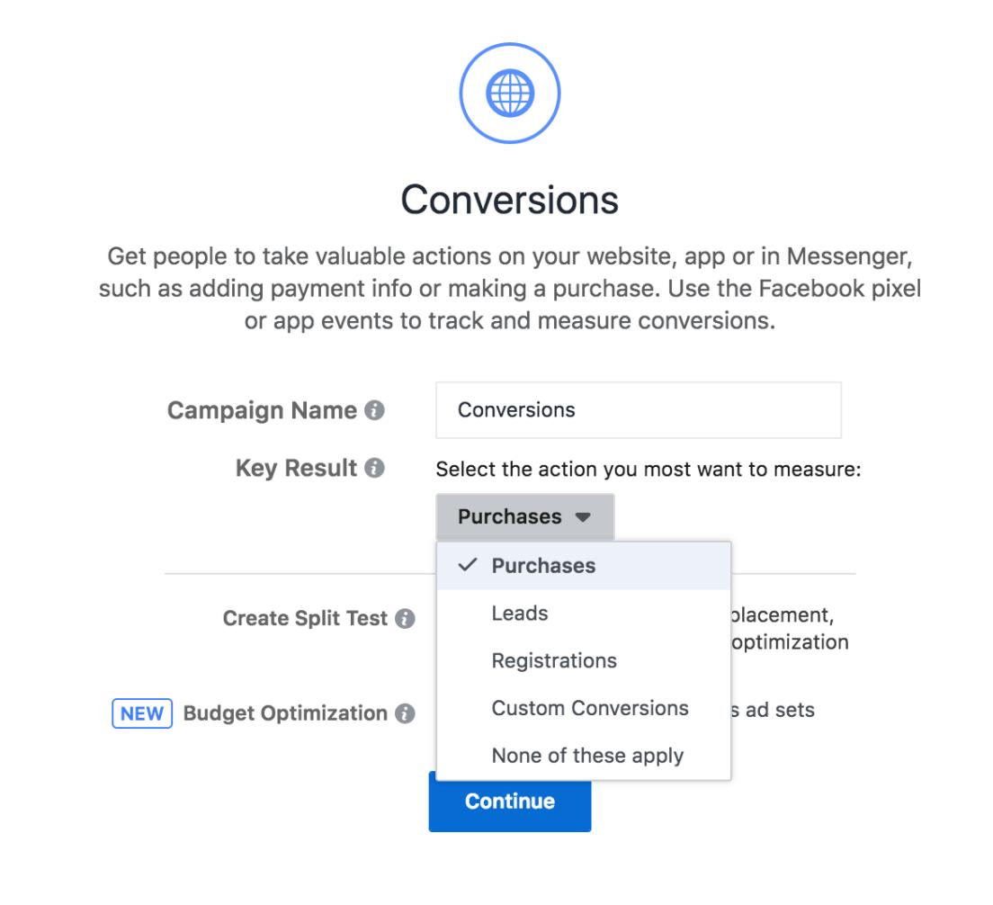 2018.4月Facebook广告产品更新(游戏篇)