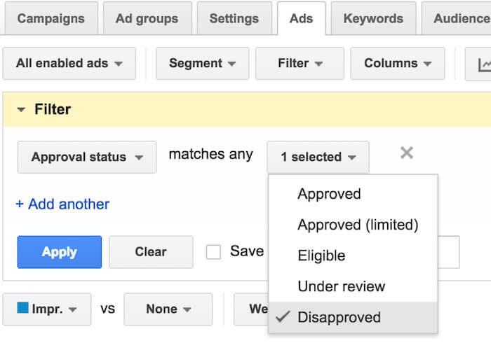 干货 | Google AdWords 后台你该设置的小细节