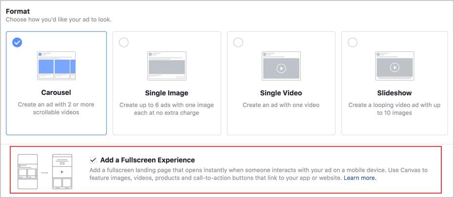 2018.8月Facebook广告产品更新(游戏篇)