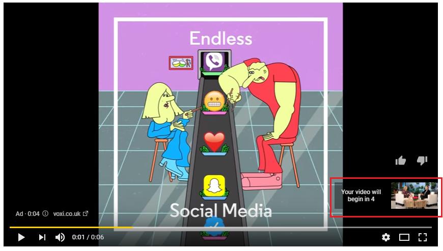 入门 | YouTube广告形式有哪些?看完秒懂!
