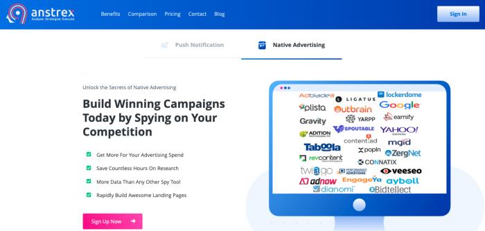 Facebook广告竞品分析工具