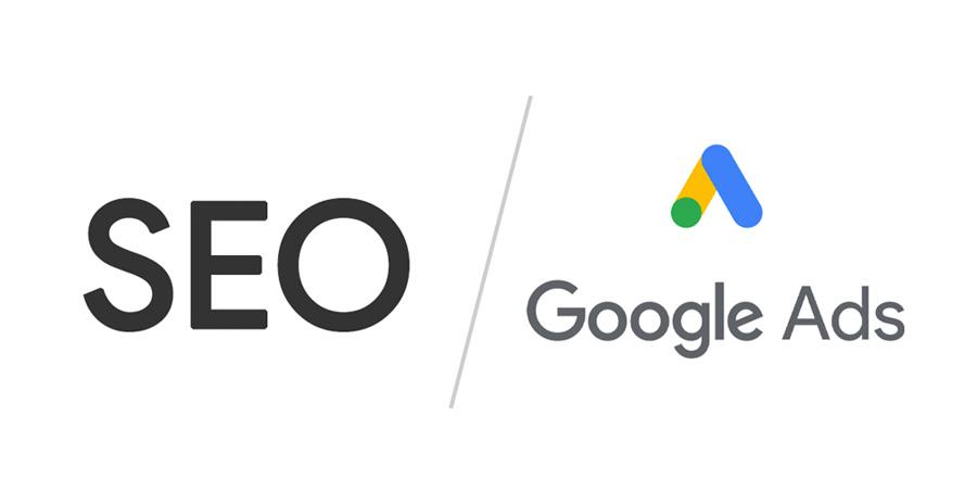 SEO和Google广告