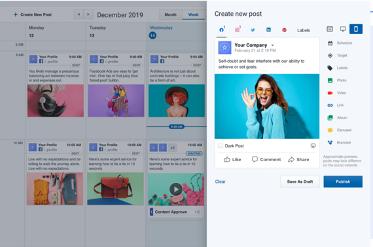 Facebook社交媒体管理工具