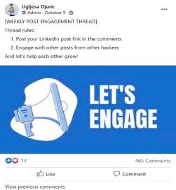 Facebook广告建立社群